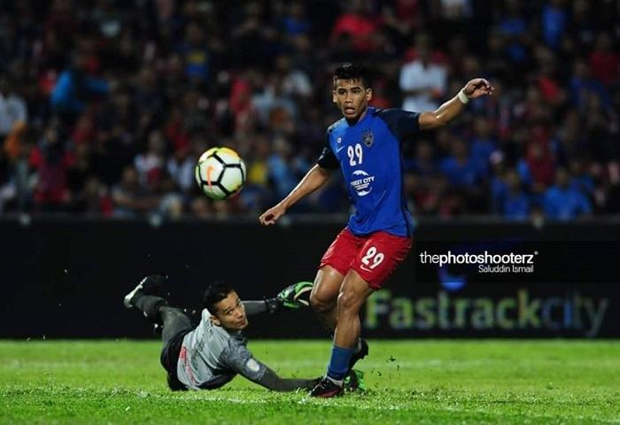 Safawi Rasid Vs Pahang