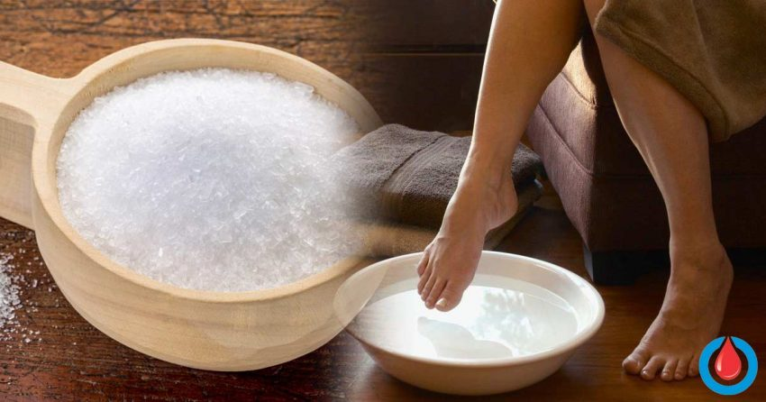 Should People With Diabetes Soak Their Feet In Epsom Salt