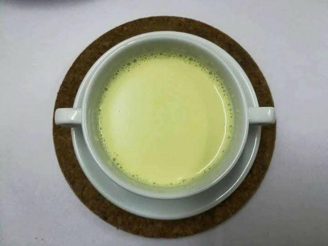 Petua Tradisional Susu Kunyit Untuk Menghilangkan Masalah Batuk Dan Selsema