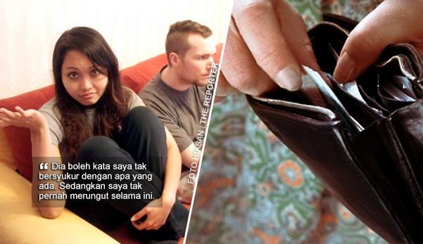 Isteri Kesal Suami Terlalu Berkira, Membuatkan Dia Terasa Lebih Baik Hidup Sendiri