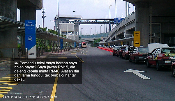 Pelanggan Kecewa Pemandu Teksi Amalkan Sikap Memilih Pelanggan Dan Tidak Mahu Terima Destinasi Jarak Dekat