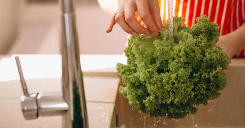 Tip Untuk Membersihkan Sisa Racun Yang Ada Pada Buah-Buahan Dan Sayur-Sayuran