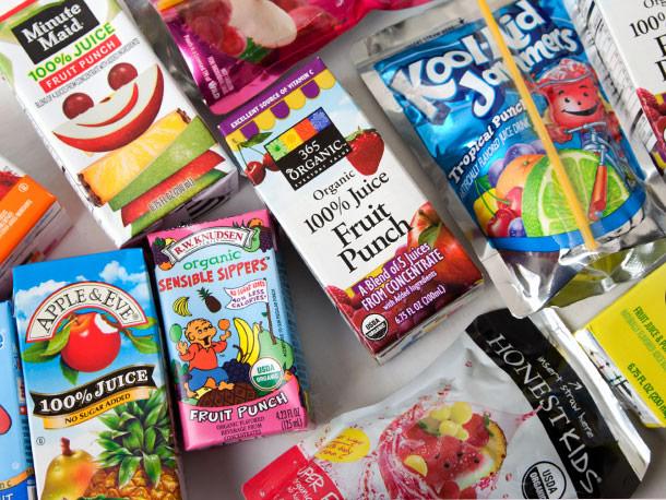 Hati-Hati Beli Jus Buah Untuk Anak, Kandungan Gula Mungkin Lebih Tinggi Dari Air Soda