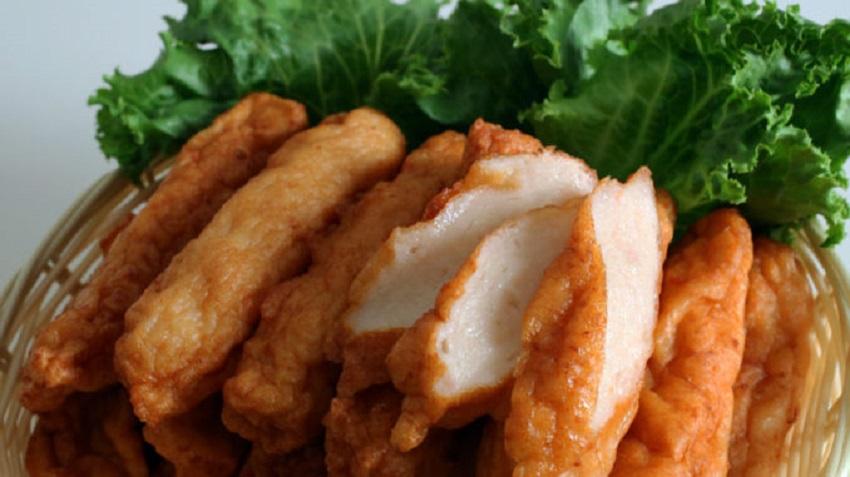 Resipi Fish Cake Homemade
