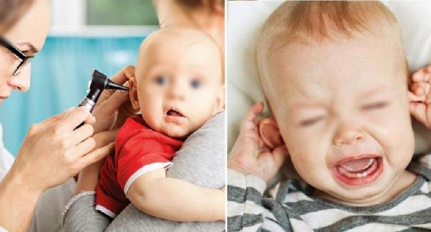 Anak Selalu Garu Telinga Sampai Melecet. Inilah 6 Perkara Anak Cuba Sampaikan