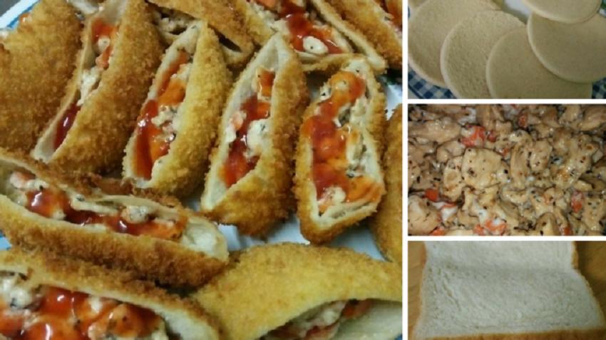 Roti Poket Hidangan Simple Tapi Lazat, Gerenti Kenyang