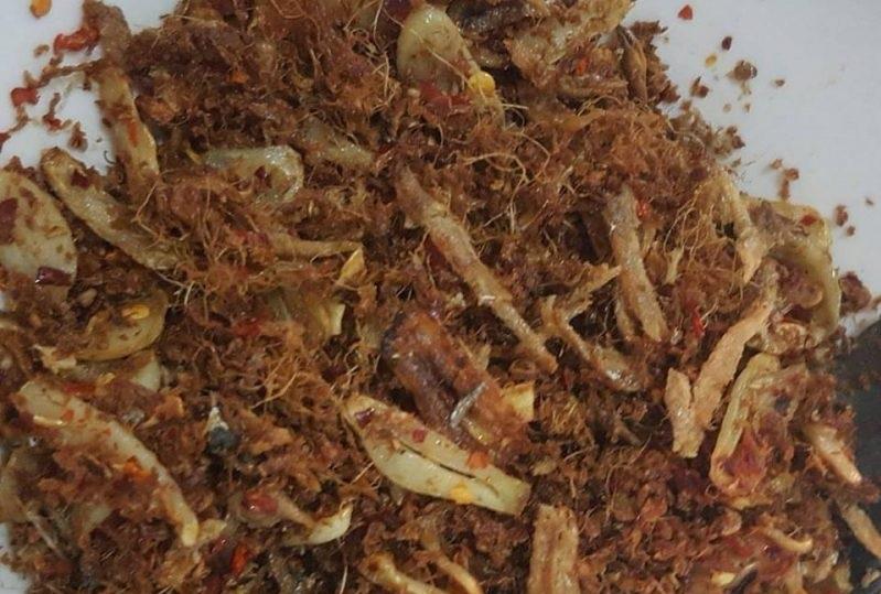 Serunding Halia Homemade Makanan Berpantang Paling Sedap