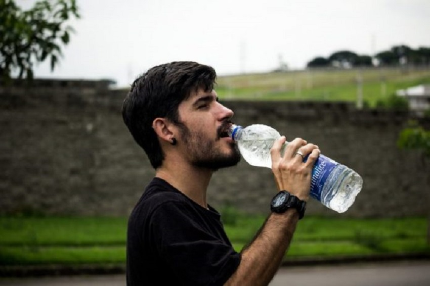 Terlebih Minum Air