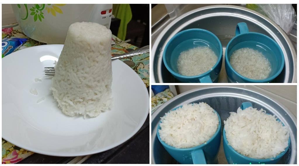 Cara Masak Nasi