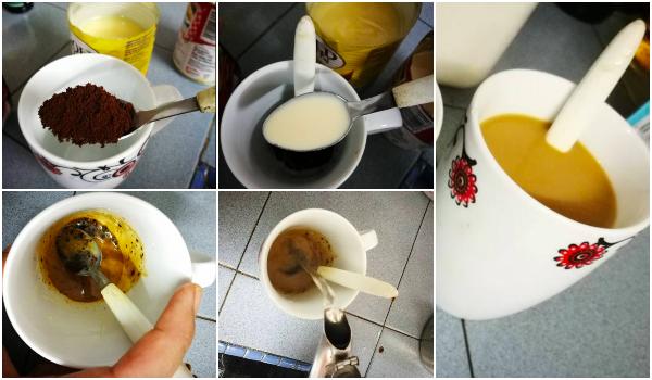 Cara Bancuh Kopi Kaw Tanpa Guna 3 In 1 & Rasa Macam Minum Di Starbucks!