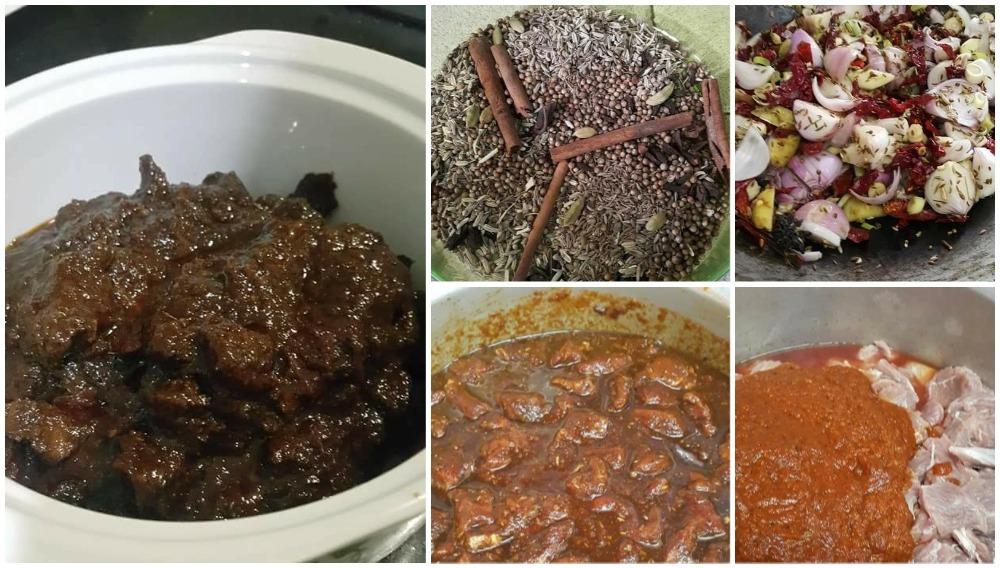 Resepi Daging Malbari Sedap, Mudah & Special Sangat!