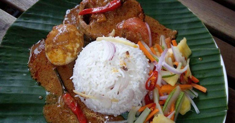 Resepi Nasi Dagang Terengganu Asli (Gulai Ikan Tongkol)
